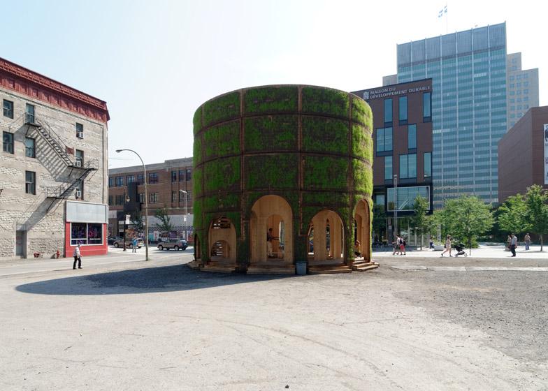 Fountain House by Raumlabor