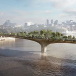 "Heatherwick's Garden Bridge will require groups of eight or more to ""request a formal visit"""