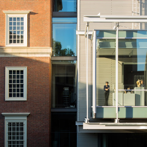 Renzo Piano reconfigures Harvard Art Museums around a grand courtyard atrium