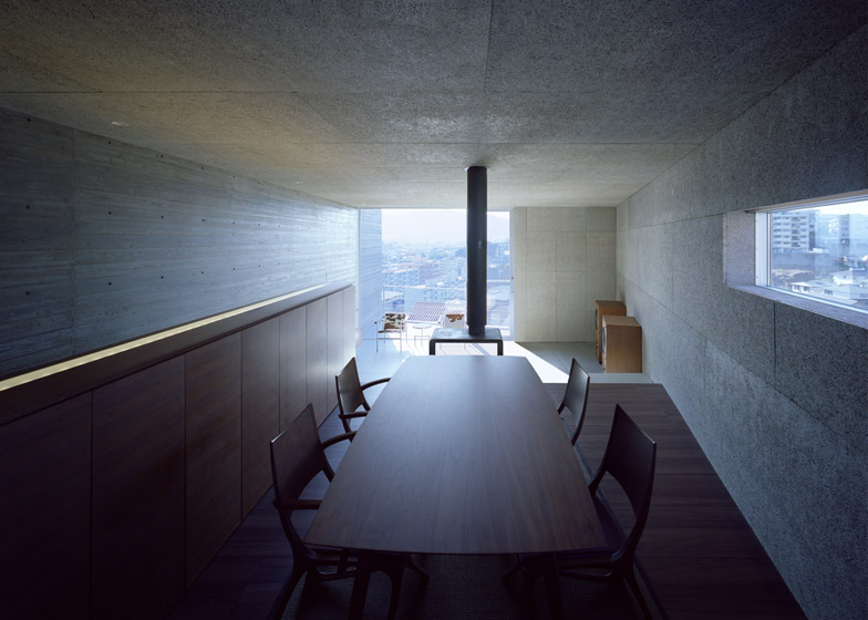 House in Oike by Matsuyama Architects