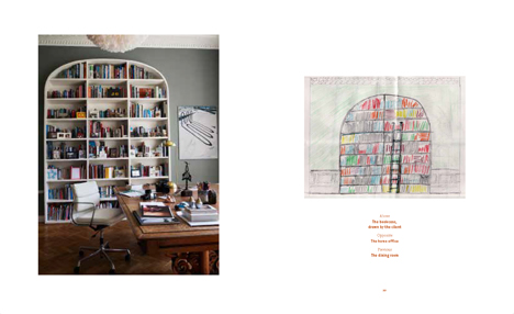 Spread from A Frame for Life: The Designs of Studioilse.