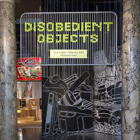 Installation Image, Disobedient Objects, V&A