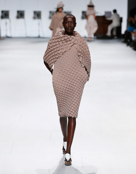 Issey Miyake S Focus Is Being Innovative With Technology