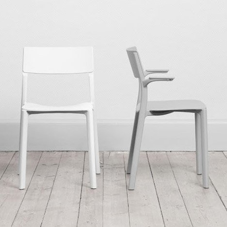 Form Us With Love designs plastic seating range for Ikea