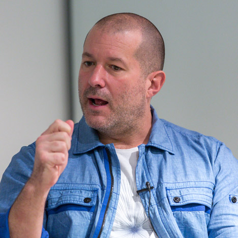 "Design education is ""tragic"" says Jonathan Ive"