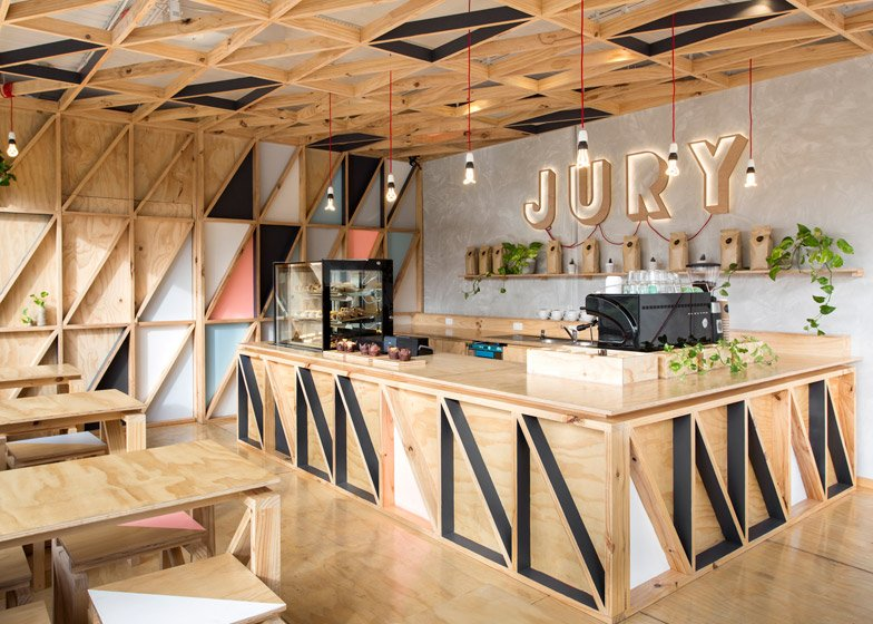 Jury Cafe by Biasol Design Studio