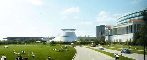 Lucas Museum of Narrative Art in Chicago by MAD