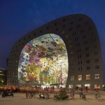 MVRDV's Markthal Rotterdam photographed by Hufton + Crow