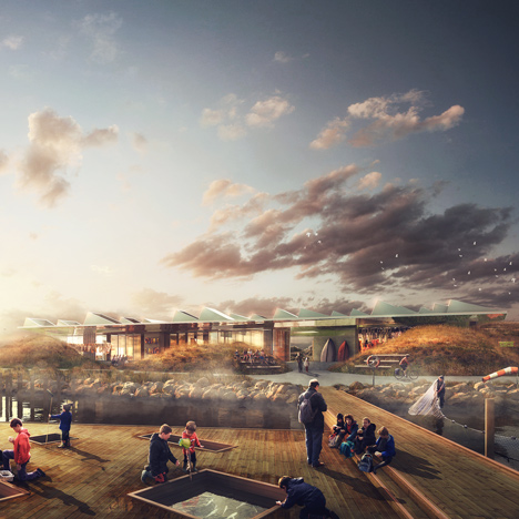 NORD Architects unveils designs for Marine Educational Centr