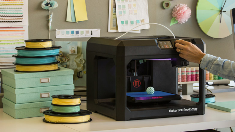 Martha Stewart collaborates with MakerBot