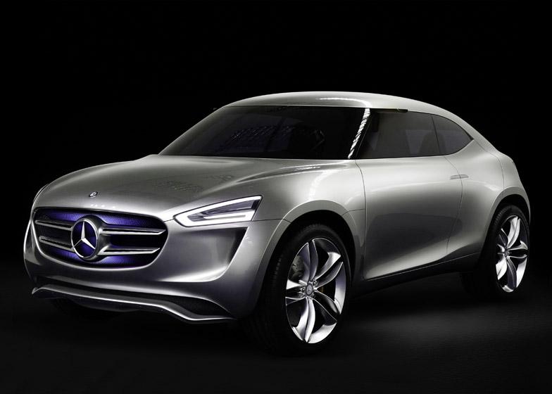 Mercedes G-Core