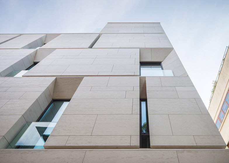 MORA Residential Building by ADNBA