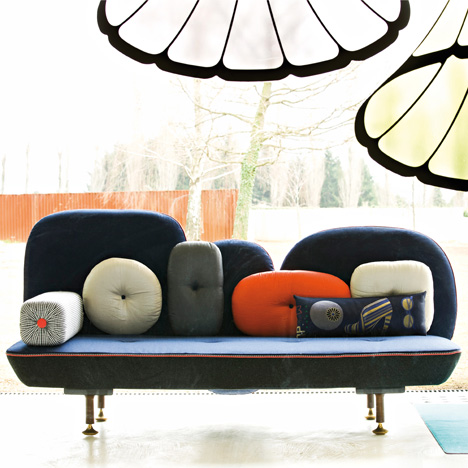 "Doshi Levien's furniture for Moroso ""challenges people's perceptions"""
