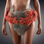 Neri Oxman creates wearable 3D-printed structures for interplanetary voyages