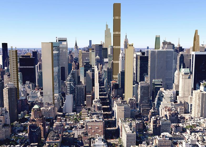 new york s 2018 skyline revealed in new visualisations