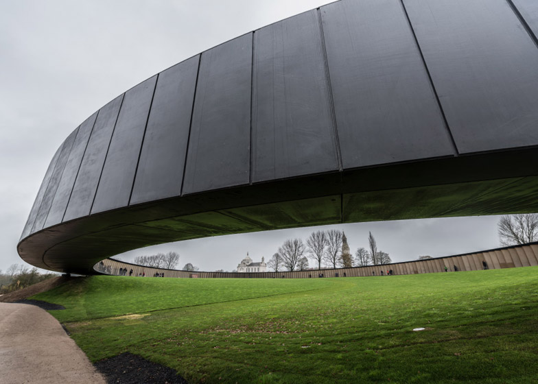 Notre Dame de Lorette international memorial by Philippe Prost