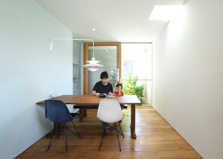 OH House by Takeru Shoji Architects