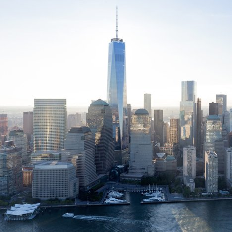 Skidmore, Owings & Merrill's One World Trade Centre in New York