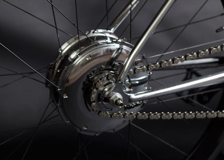 Pininfarina Fuoriserie bike