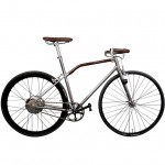 Pininfarina fuses 1930s style with modern technology to produce bespoke bicycle