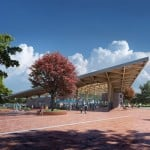 Assen Station redesign by Powerhouse Company and De Zwarte Hond to feature triangular roof