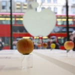 Real Apple Store created for Borough Market's 1000th birthday