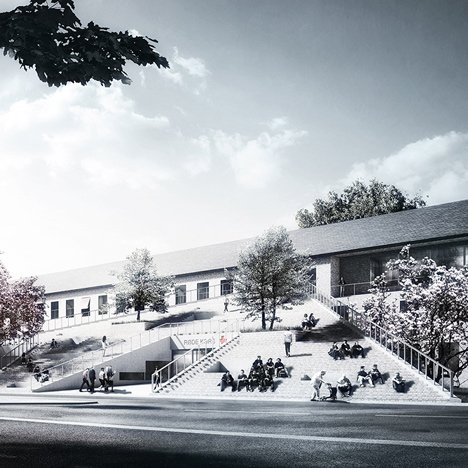 COBE reveals competition-winning Volunteer House design for Danish Red Cross