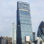 Steel bolts break on Richard Rogers' Cheesegrater tower