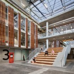 """MPH Architects transforms """"magnificent"""" former car factory into education centre"""