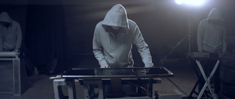 Science Vs. Music by Nigel Stanford music video directed bu Shahir Daud