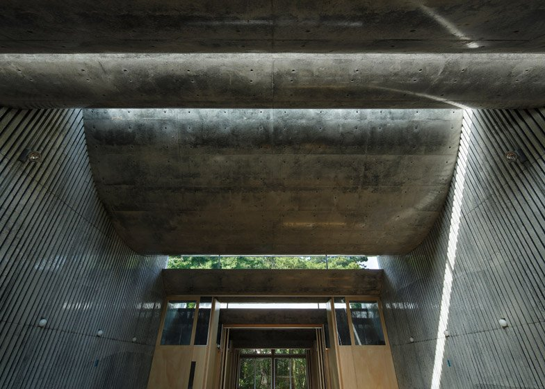 Shonan Church by Takeshi Hosaka