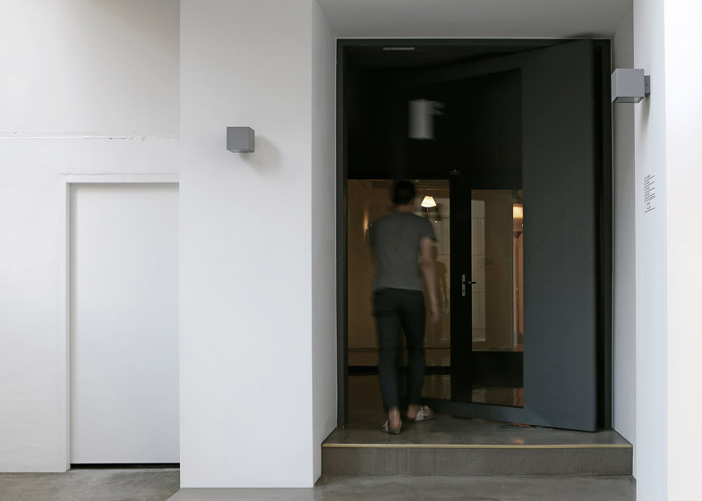 Small House Big Door by Design Methods
