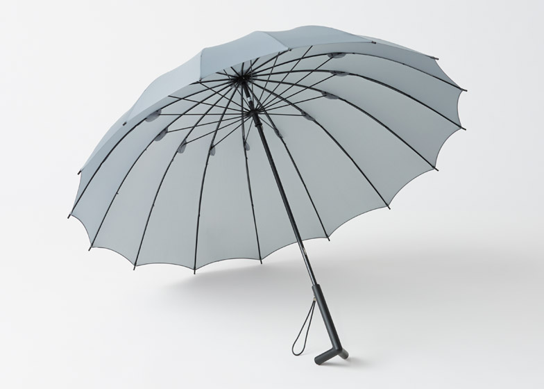 Stay-brella by Nendo