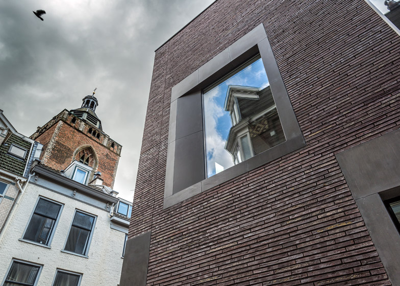6 Of 6; Steenweg Utrecht By Dreessen Willemse Architecten