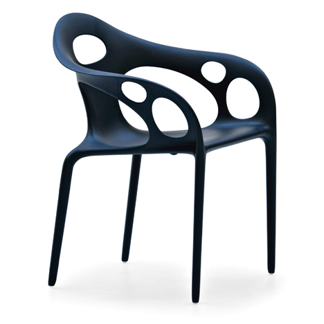 Supernatural chair by Ross Lovegrove for Moroso