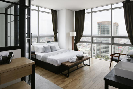 Tama Hotel Phnom Penh Tower by FHAMS