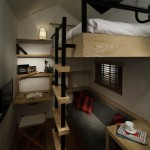 "Cambodia hotel features tiny terraced rooms that ""look like houses"""
