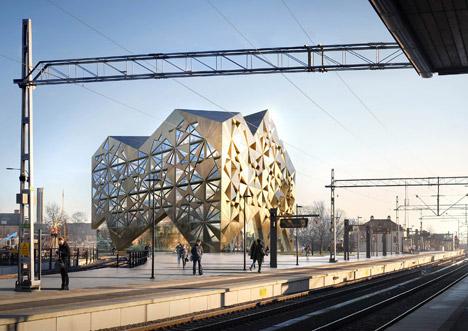 The Jewel by Utopia Arkitekter