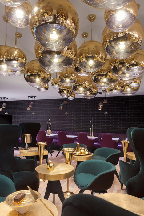 Tom Dixon Sandwich opens at Harrods
