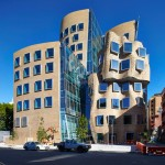 Frank Gehry's Sydney business school completed ahead of 2015 opening