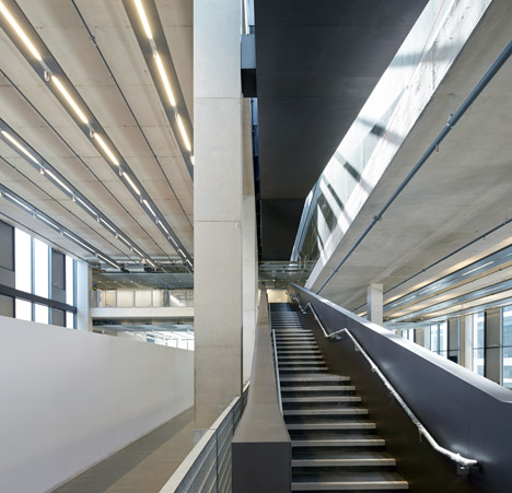 University of Greenwich Stockwell by Heneghan Peng