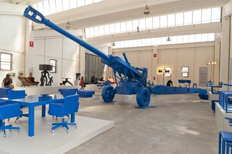Lensvelt and Atelier van Lieshout, Ventura Lambrate 2012 – photo by Claudio Grassi