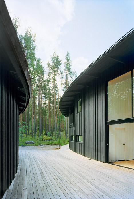 Villa Musu by Sanaksenaho Architects
