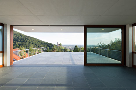 Villa S by Ian Shaw Architekten