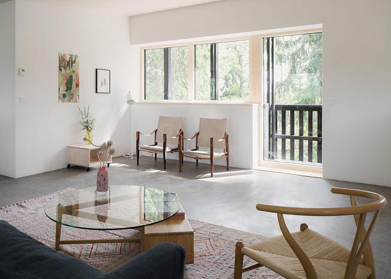 Villa Torsby by Max Holst Arkitektkontor