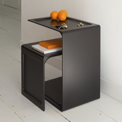 Vitsœ 621 Side Table by Dieter Rams