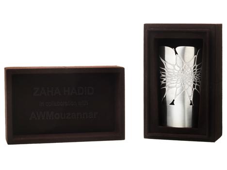 Silene cuff by Zaha Hadid