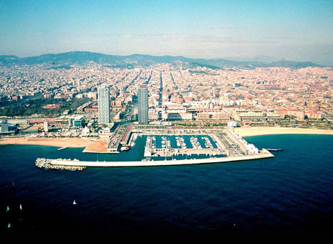 Barcelona Olympic Port (1985-1991)