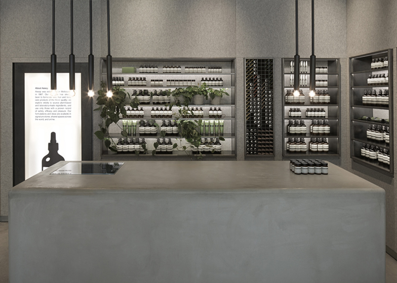 Aesop Westfield by Tolila+Gilliland