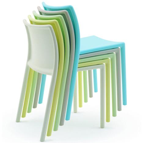 Air chair by Jasper Morrison